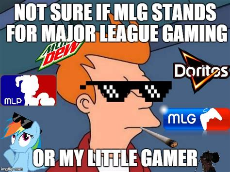 Mlg Meme - futurama fry meme imgflip