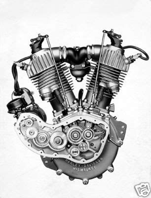 Fast is fast...: Harley engines.