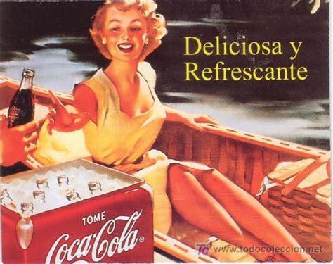imagenes antiguas de coca cola antiguo cartel de publicidad de coca cola im 225 n comprar