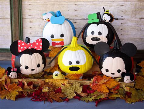 pug tsum tsum the top five most creative pumpkin painting ideas