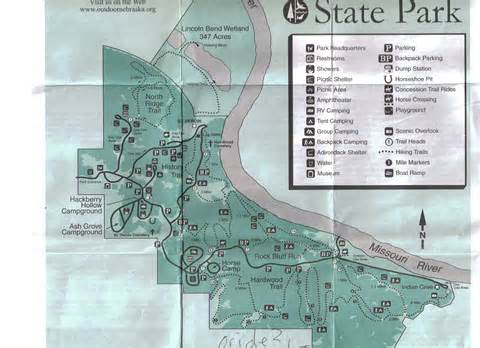 missouri cing map indian cave state park news the best cave