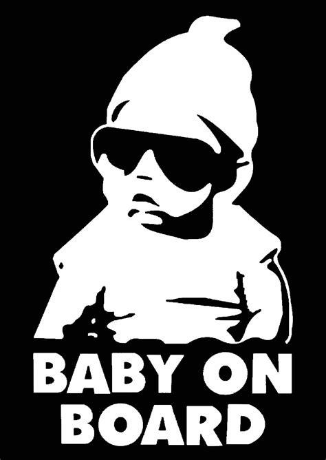 Baby On Board Sticker by Baby On Board Cool Dude Sticker