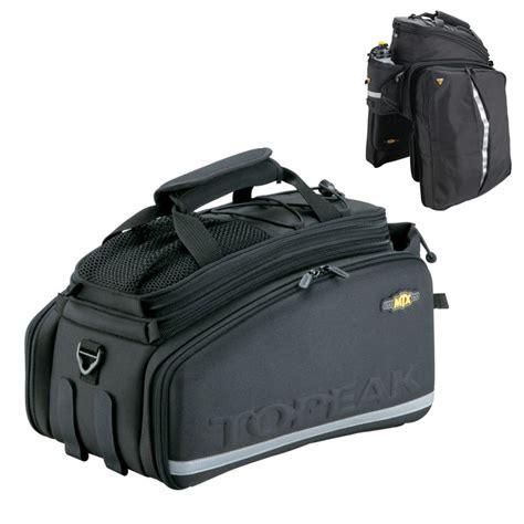 topeak mtx trunkbag dxp pannier commuter rack bag ebay