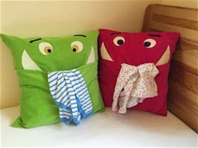 Cushion Doll Pillow Bantal Bantal Karakter Nursery Cushion 6 inspiration f 252 r pyjama fresser sewing monsters inspiration and the great
