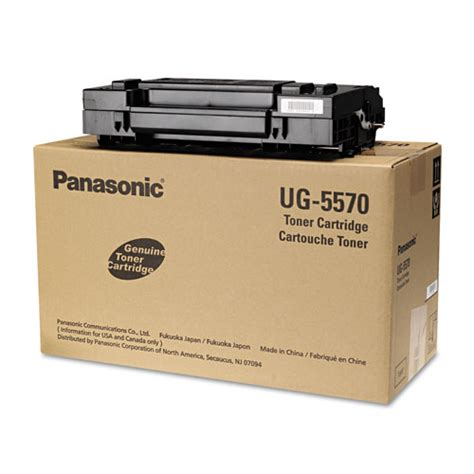 Toner Panasonic panasonic panafax uf 8200 black toner cartridge made by