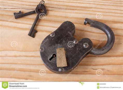 old fashion lock stock photo image 60560903