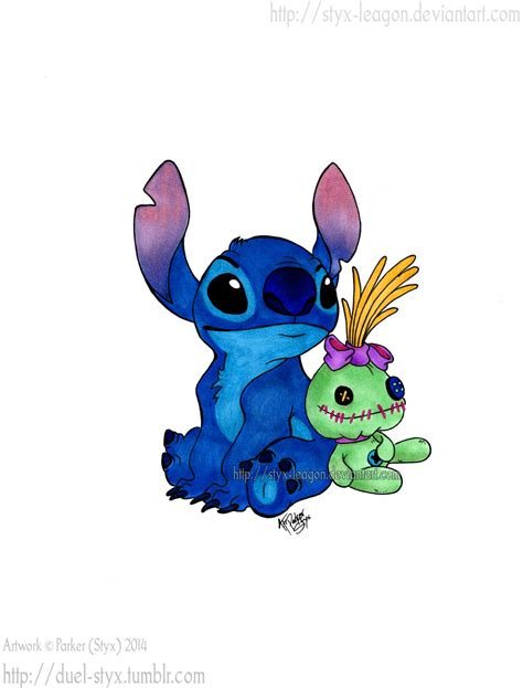 stitch and scrump by styx leagon