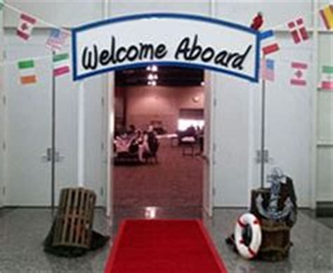 cruise themed decorations 1000 images about cruise themed decor on