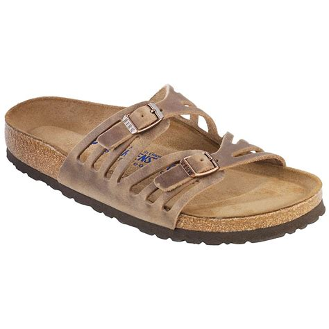 birkenstock womens sandals birkenstock s granada soft footbed sandal at