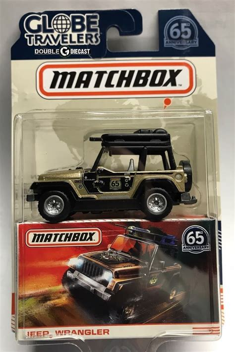 Matchbox Commemorative Edition Land Rover Defender Landy Mbx Orange jeep wrangler 2018 matchbox globe travelers w real riders in diorama wheels diecast