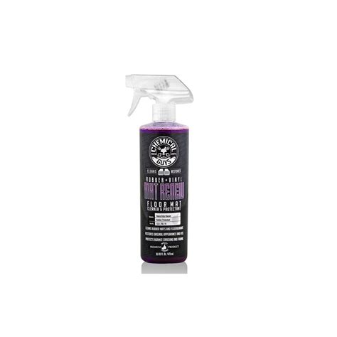 Mat Cleaner by Mat Renew Rubber Vinyl Floor Mat Cleaner And Protectant