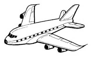 airplane coloring pictures coloring part 4