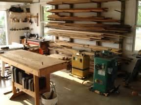 greg s woodshop shop tour the wood whisperer