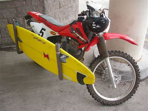 Dual Sport Rack by Dual Sport Surf Rack Motorcycle Stuff