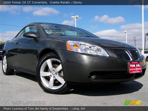 2006 Pontiac G6 Gt Recalls by 2006 Pontiac G6 Gt Convertible Ca Related Infomation