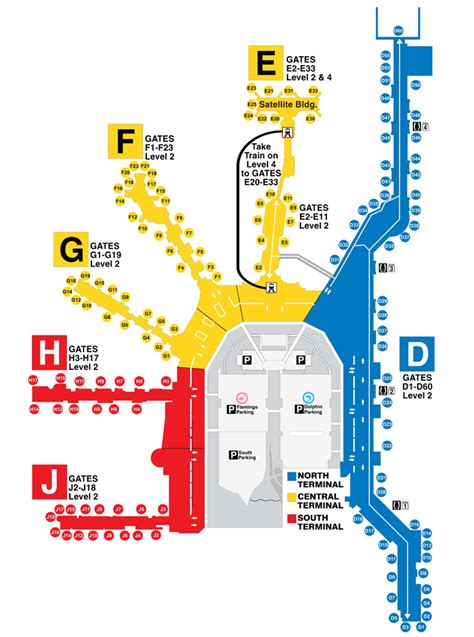airport map miami international airport terminal gates miami dade county