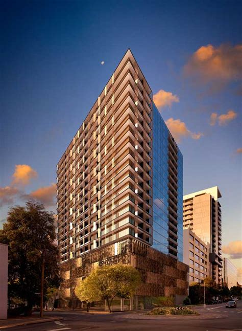 Melbourne Appartments by Elm Apartments Melbourne Dorcas Building E