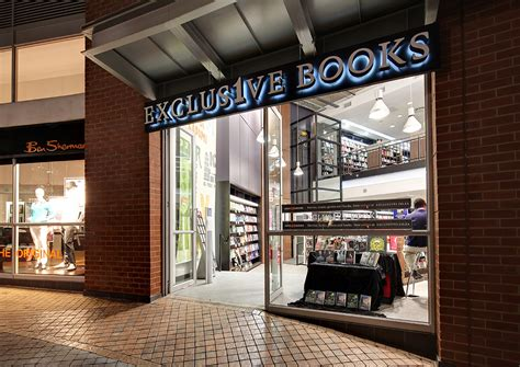 the exclusive books exclusive books flagship design rollout dakota design