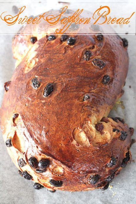 The Handmade Loaf By Dan Lepard - recipe sweet saffron bread from the handmade loaf by dan