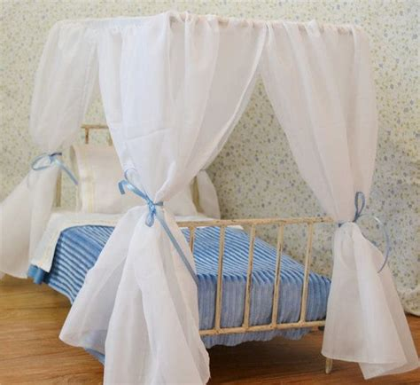 doll canopy bed 17 best ideas about girls canopy beds on pinterest