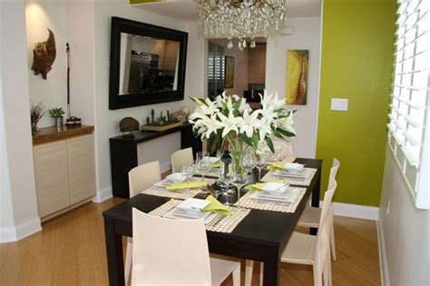 small kitchen dining room decorating ideas aprende c 243 mo decorar un comedor con espejos