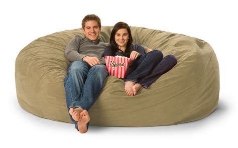 lovesac the big one big one lovesac giant love sack of foam