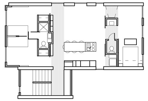 modern home floorplans modern house plans contemporary home designs floor plan 01