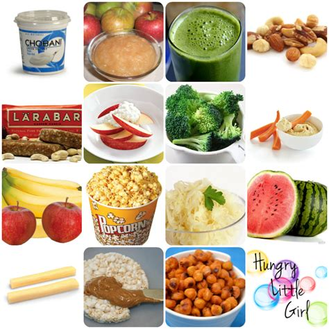 snack ideas 15 healthy snack ideas hungrylittlegirl