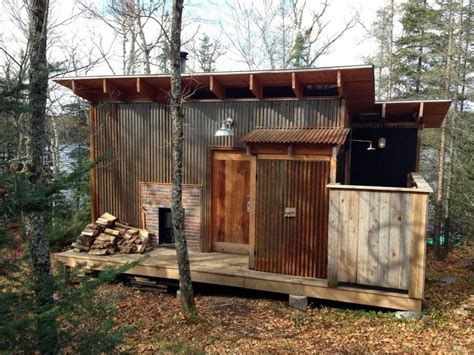 Steel Cabins by Shipping Container Cabin Search More Pins