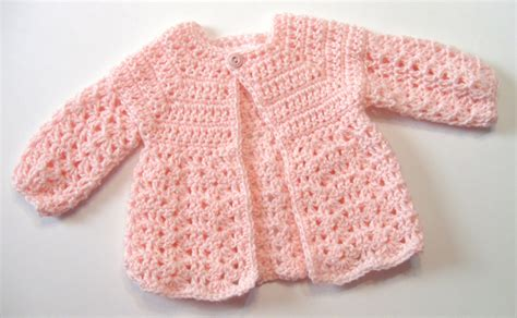 newborn cardigan pattern crochet newborn sweater cardigan with buttons