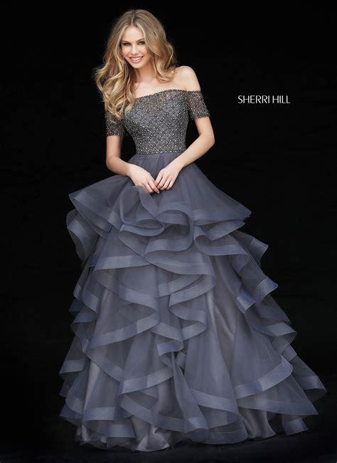 Wedding Dresses Prom by Sherri Hill 51271 Madamebridal