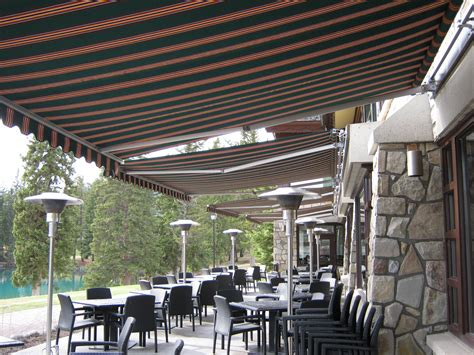 Northwest Tent And Awning Edmonton by Protective Building Awnings Edmonton Commercial Awnings