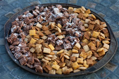 puppy chow chex puppy chow chex mix recipe
