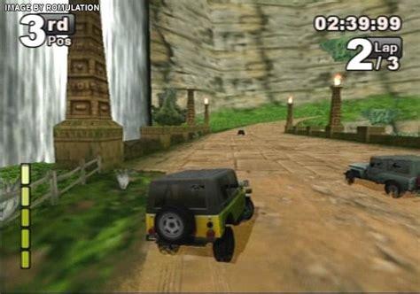 Jeep Thrills Jeep Thrills Usa Nintendo Wii Iso Romulation