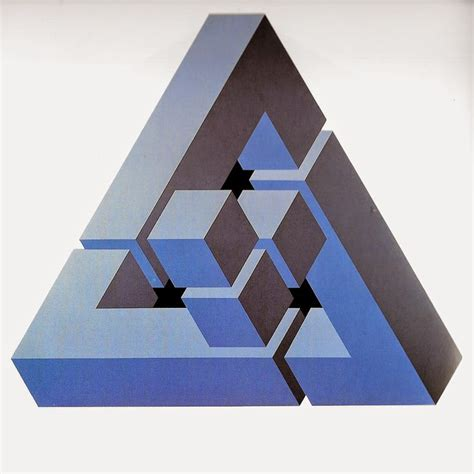 ilusiones opticas geometria mejores 7 im 225 genes de figuras imposibles en pinterest