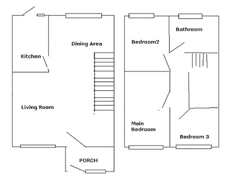 how to sketch a floor plan how to draw a floorplan