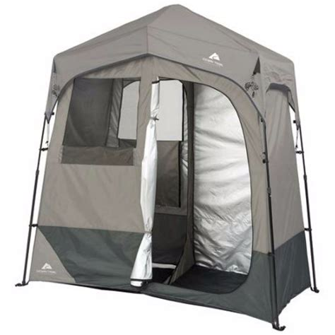 2 room tent instant shower changing shelter cing