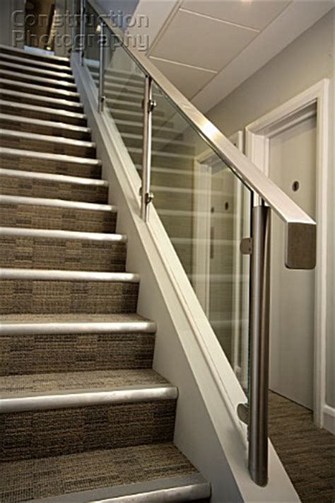 Metal Stair Banister metal banister studio design gallery best design