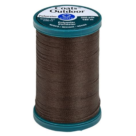 coats and clark upholstery thread coats and clark outdoor living polyester thread 073650773808