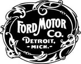 Ford Logo History History Of The Ford Logo Meggjohnson