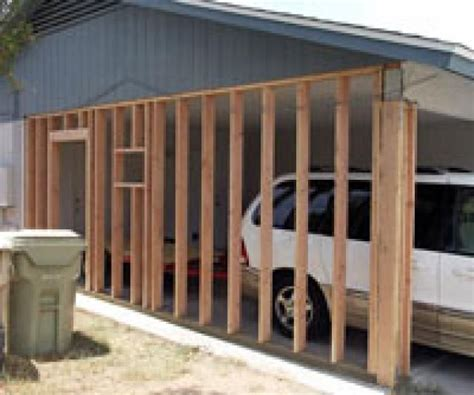adding a carport to the side of your house best 25 enclosed carport ideas on pinterest side car image carport designs and