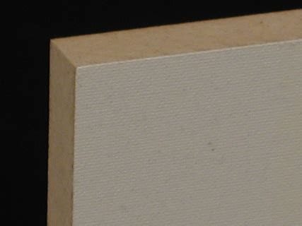 Art Boards Oil Primed Canvas Panels Are Not Mounted
