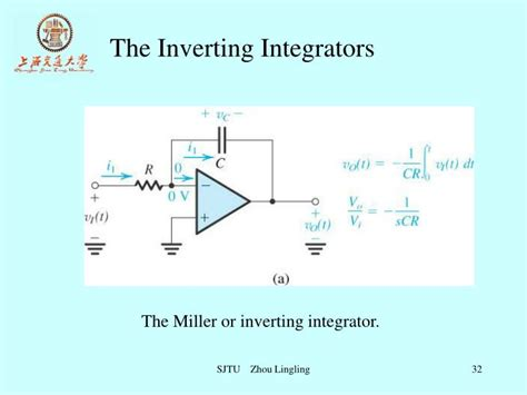 miller integrator op circuit miller integrator circuit 28 images precision op mosfet current source why do we need a