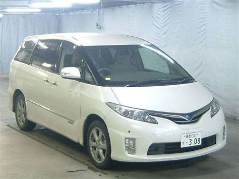 toyota estima hybrid 2010 used toyota estima hybrid 2010 car for sale in islamabad