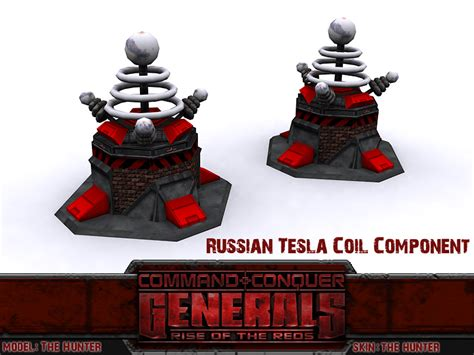 Russian Tesla Russian Tesla Coil Component Image Rise Of The Reds Mod