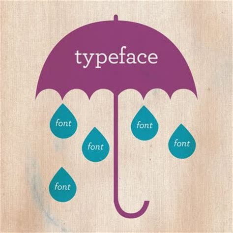 typography vs font dos and don ts for choosing a typeface the paper
