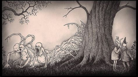 john kenn artwork surreal art trees wallpaper 84057