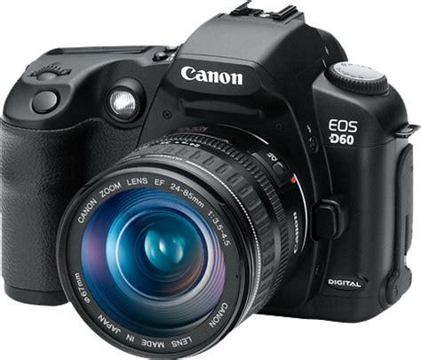 Kamera Canon D60 Canon Eos D60