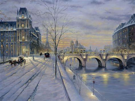 paris paris  winter