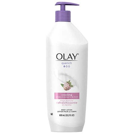 Olay White Lotion olay white strawberry mint lotion walgreens